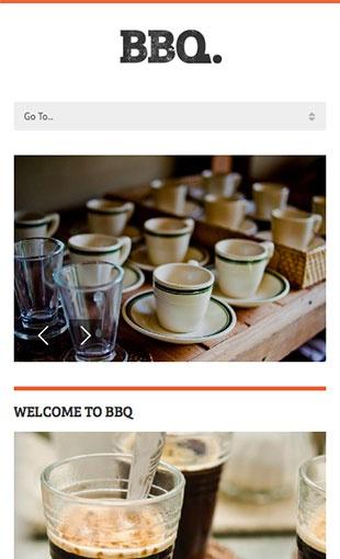 BBQ responsive WordPress Theme.